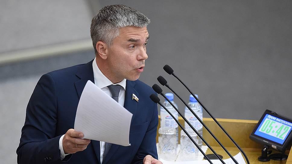 Евгений Ревенко называет поправки о штрафах за «вовлечение» несовершеннолетних в массовые акции «законопроектом о политических педофилах»