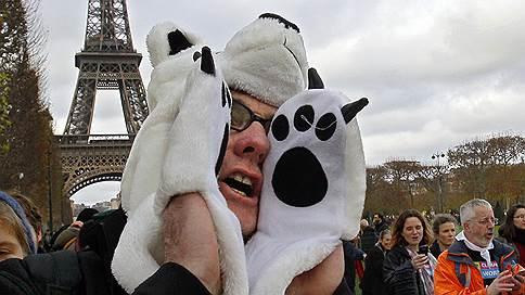 Климат подождет // РФ не спешит с ратификацией Парижского соглашения