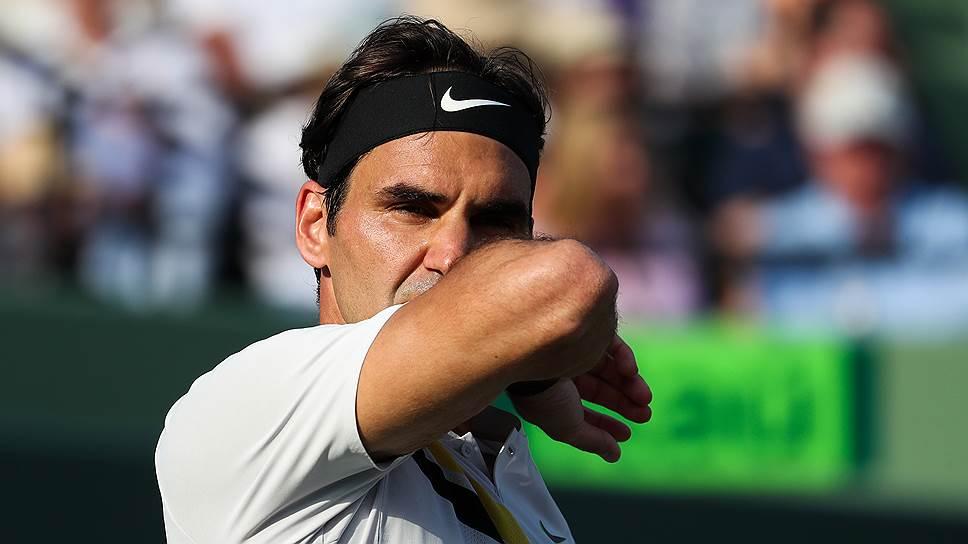 Как Роджер Федерер обошел Рафаэля Надаля в рейтинге в середине мая