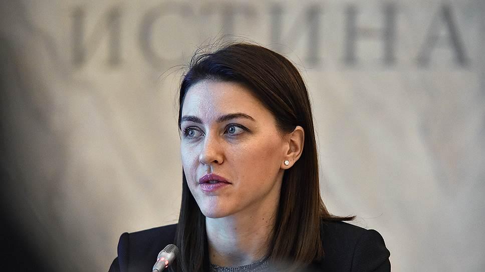 лен комитета Государственной думы России по образованию и науке Алена Аршинова («Единая Россия»)