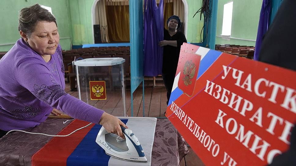 Председатель ЦИКа Элла Памфилова говорит, что предложения мэра Москвы вписываются в концепцию развития «мобильного избирателя» и могут коснуться не только столицы и области