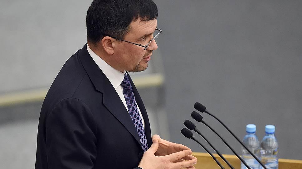 Первый заместитель руководителя аппарата правительства России Максим Акимов