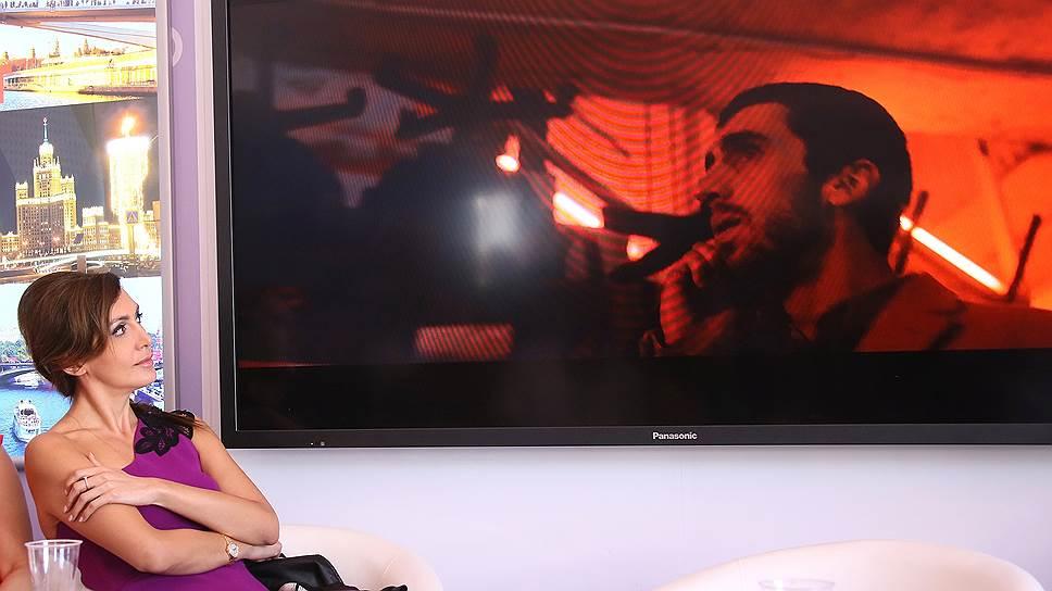 В Канне Екатерина Мцитуридзе рассказывала, как снимать кино в Москве