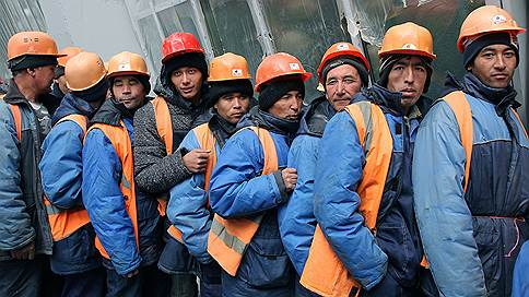 Трудовым мигрантам добавят наказаний // Минюст вводит для них новые штрафы за отсутствие трудового договора