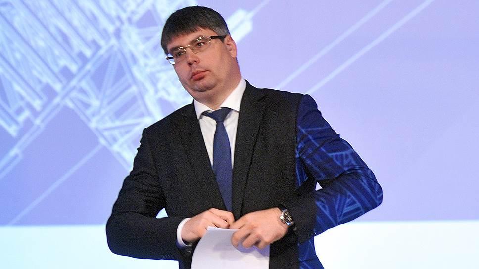 Генеральный директор ПАО «МРСК Северо-Запада» Александр Летягин