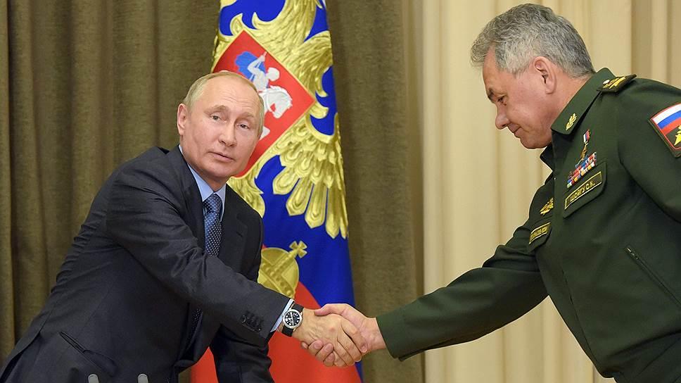 Как Владимир Путин обсудил проблемы перевооружения ВМФ