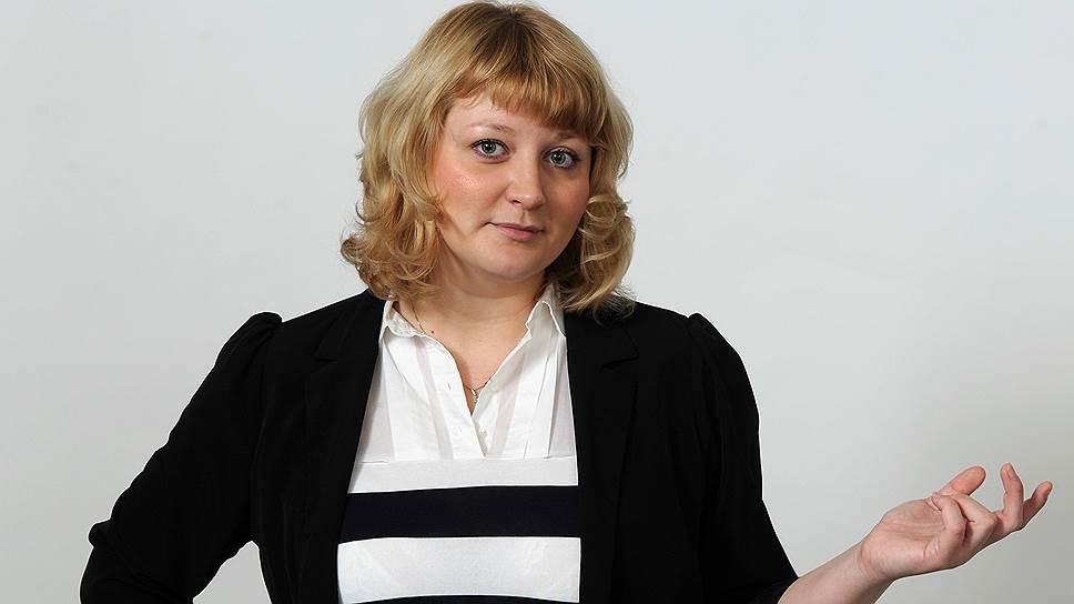 Корреспондент Анна Занина