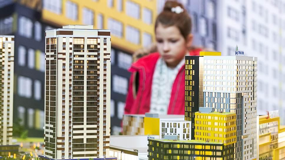 Цены на квартиры в Подмосковье растут