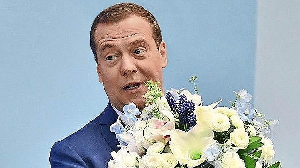 В новом правительстве Дмитрия Медведева будут расцветать все цветы