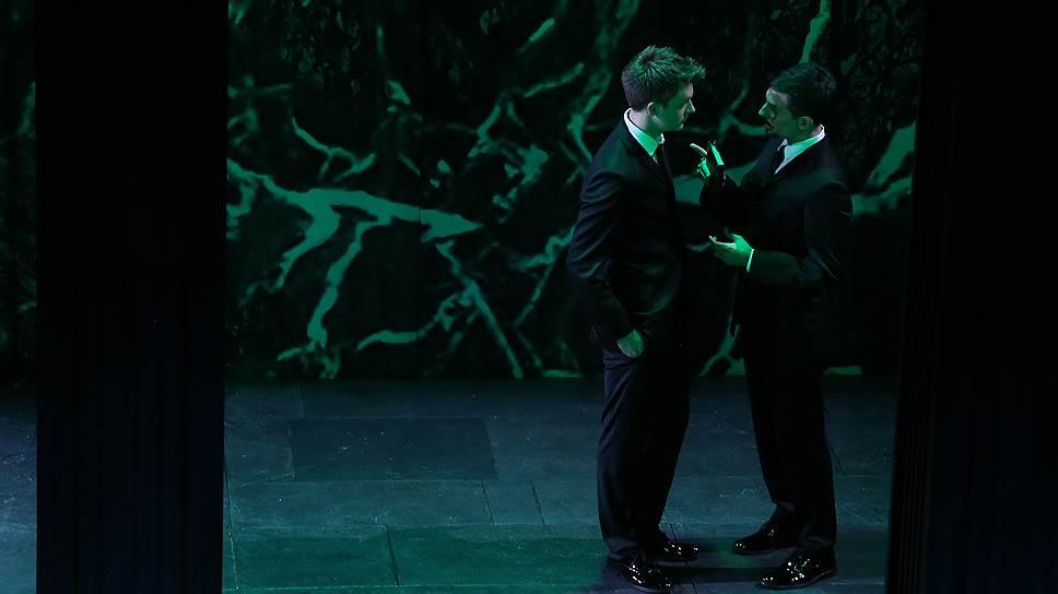 Как звучит Гендель в спектакле Константина Богомолова