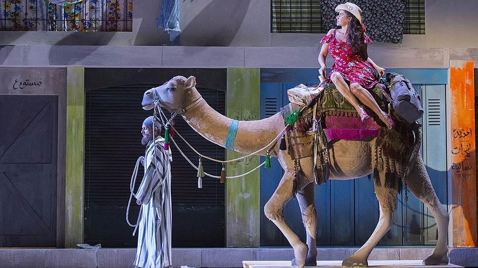 «Итальянка в Алжире» на фестивале в Зальцбурге