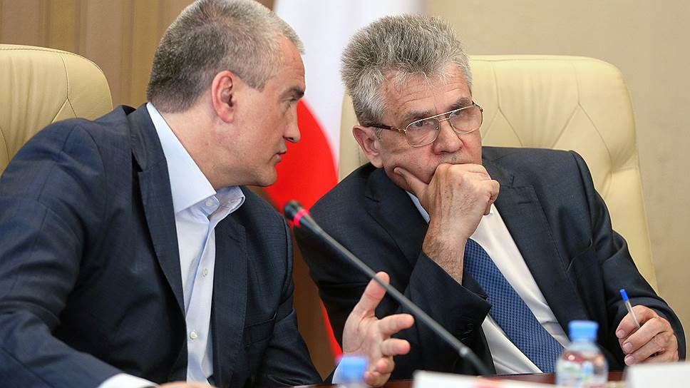 Как РАН и власти Крыма намерены поставить полуостров на научную основу