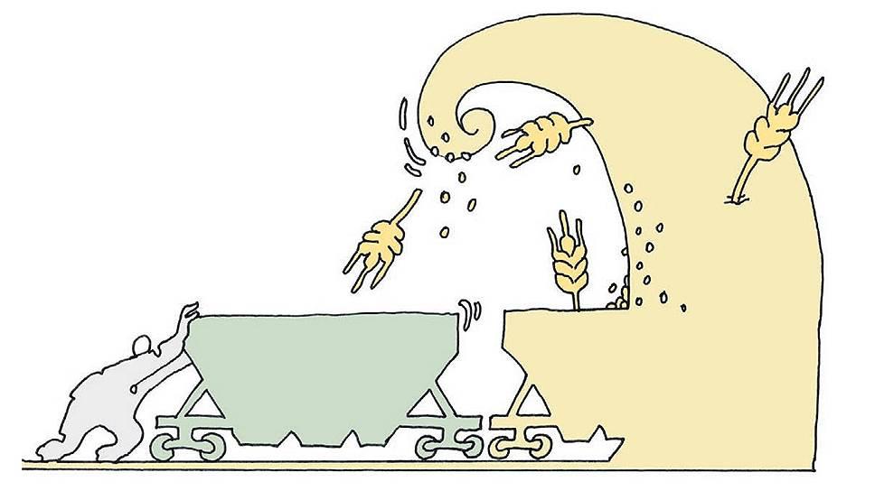 Какой парк вагонов-зерновозов потребуется к 2024 году для экспорта продукции АПК