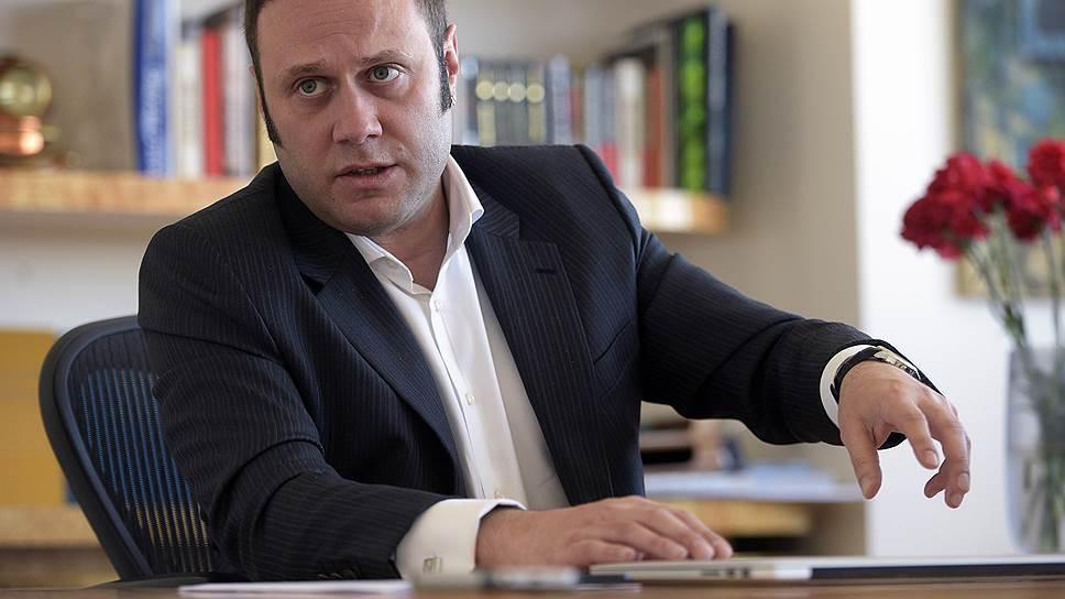Президент ГК «Ланит» Филипп Генс