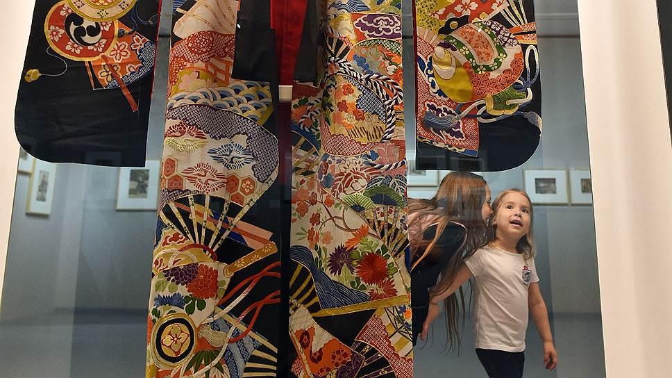 Выставка старинной японской фотографии и гравюры понравится даже ребенку