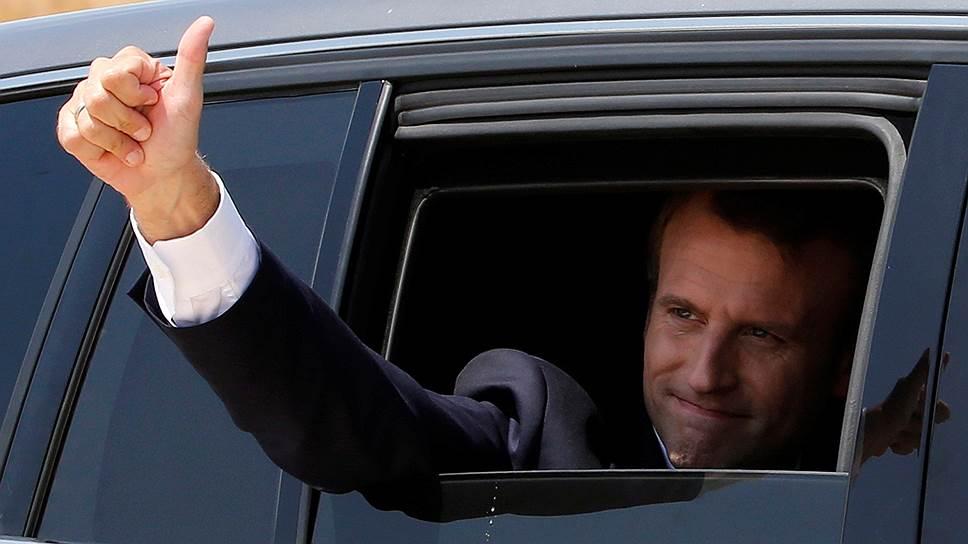 Президенты России и Франции открыты для «Трианонского диалога»