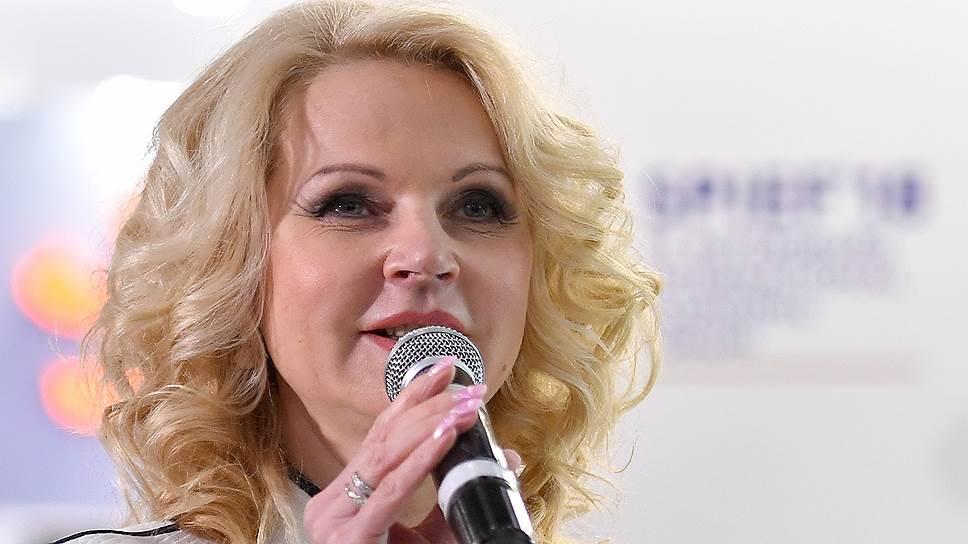 Как видела свою работу на новой должности Татьяна Голикова