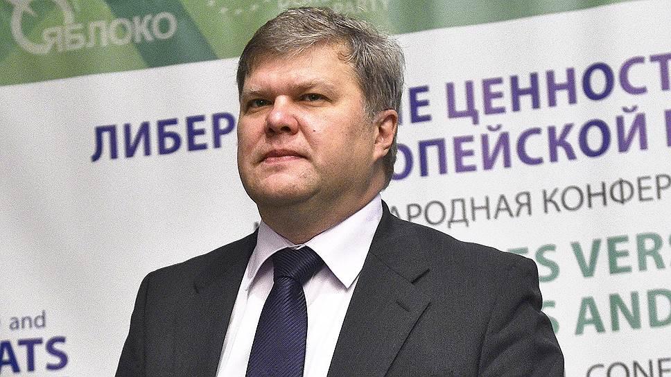 Член партии «Яблоко» Сергей Митрохин об отмене института публичных слушаний