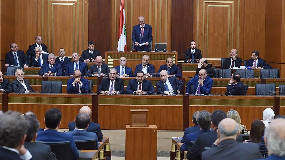 Как Ливан пытается сформировать правительство
