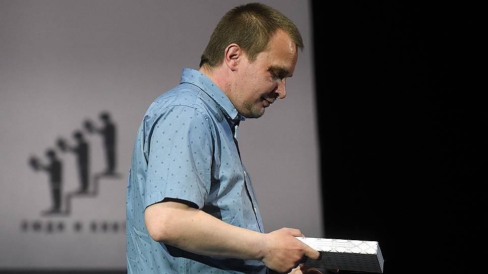 Алексею Сальникову удалось донести свой роман «Петровы в гриппе и вокруг него» до жюри «Национального бестселлера»