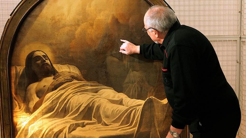 Как от Минкульта требовали исключить картину из Музейного фонда РФ