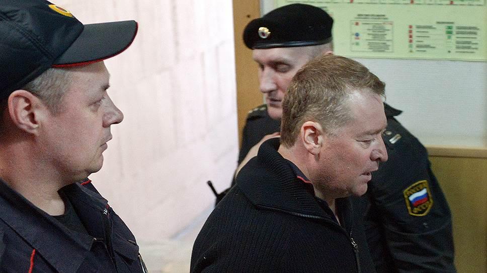 Экс-губернатор республики Марий-Эл Леонид Маркелов