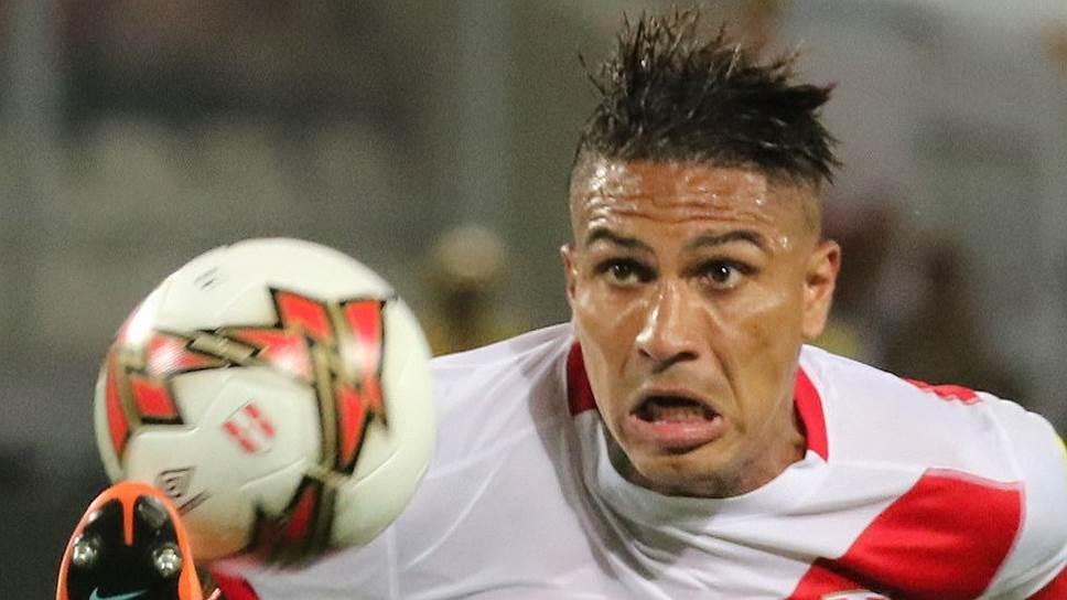 После приостановки решения о дисквалификации Пауло Герреро уже успел сыграть матч за сборную Перу, в котором отправил в ворота команды Саудовской Аравии два мяча
