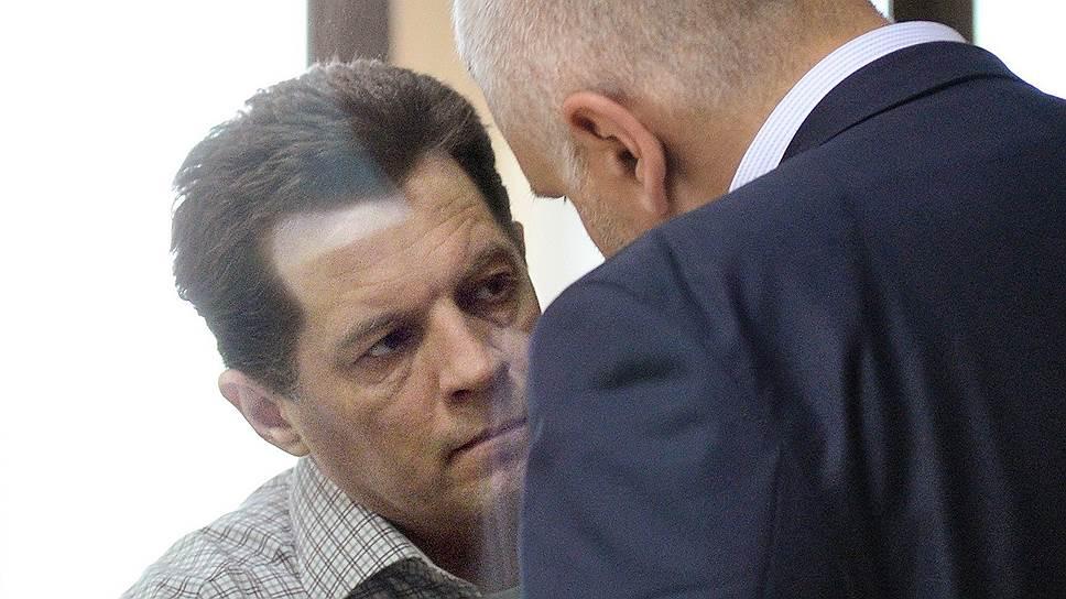 Роман Сущенко не смог убедить суд, что занимался журналистикой, и получил срок за шпионаж