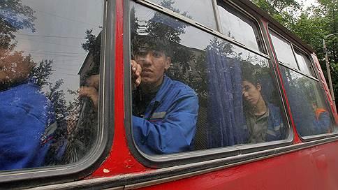 Приехать, чтобы не остаться // В России падает число долгосрочных мигрантов