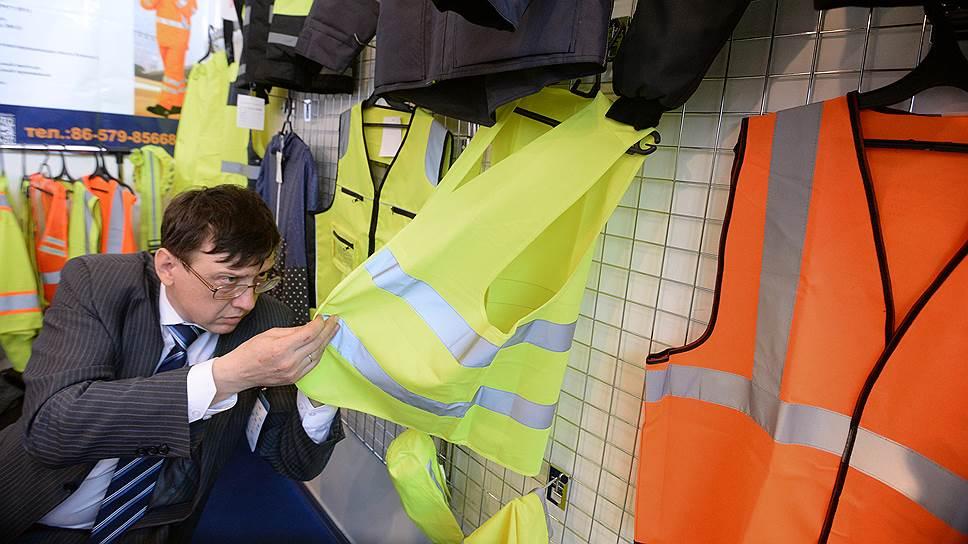 Верховный суд просят внимательнее присмотреться к правилам, регламентирующим необходимость жилетов для водителей