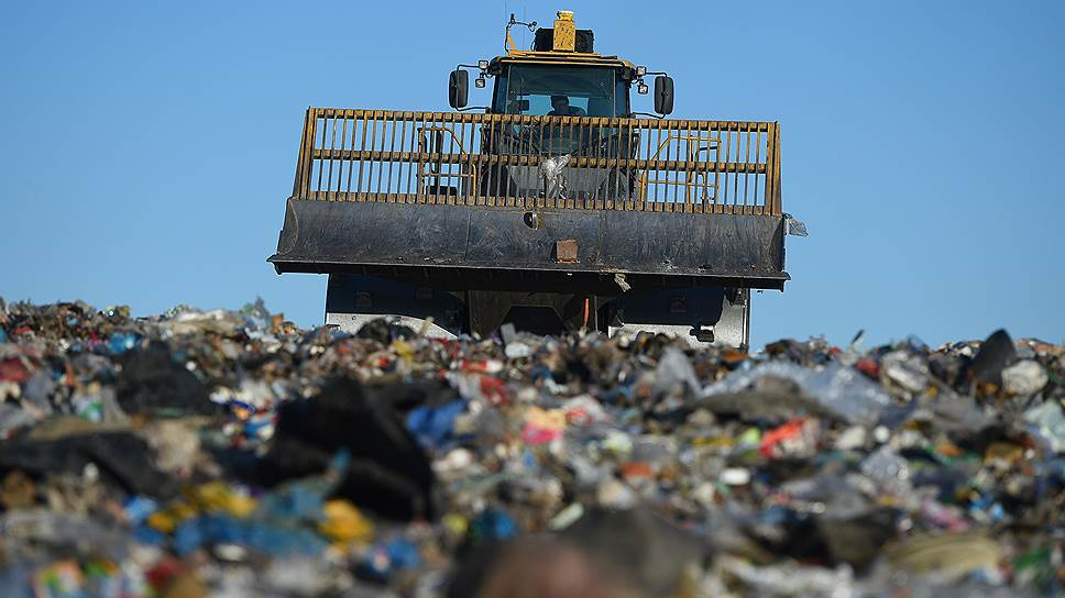 Почему Минприроды хочет снизить плату за негативное воздействие на окружающую среду при захоронении бытовых отходов