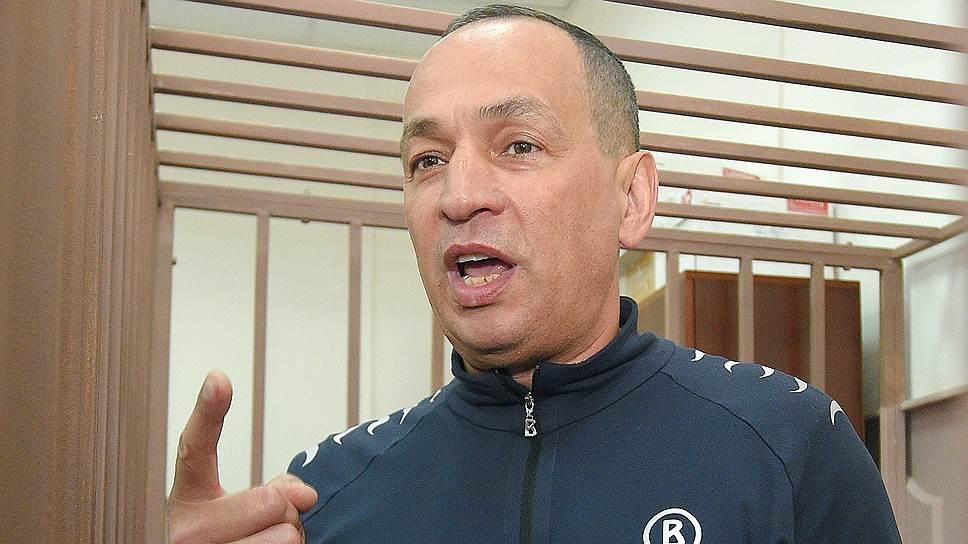 Как суд арестовал главу Серпуховского района Подмосковья Александра Шестуна