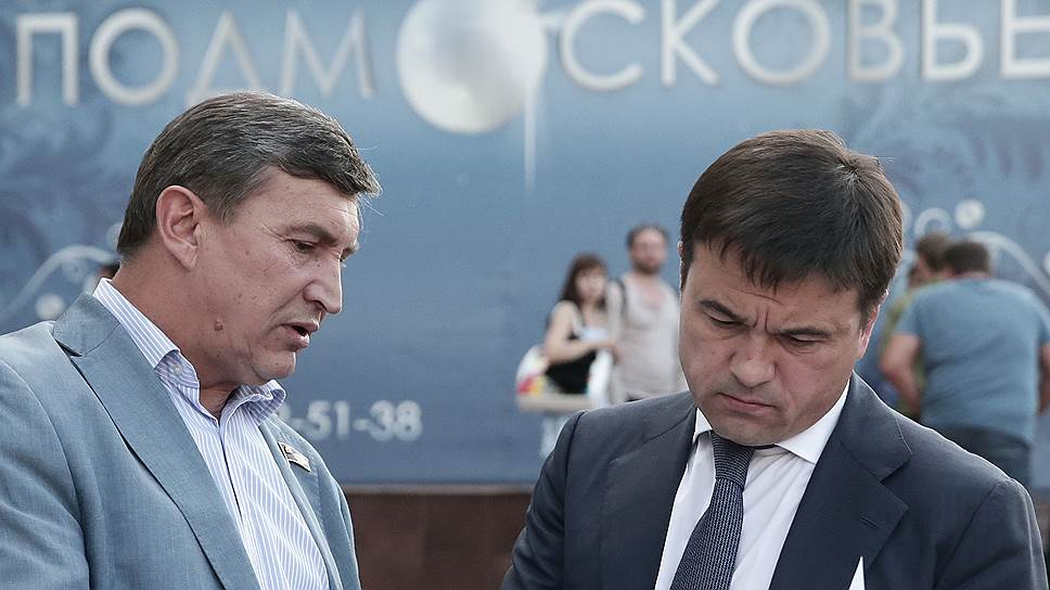Подмосковный бюллетень наполнят депутатами Мособлдумы