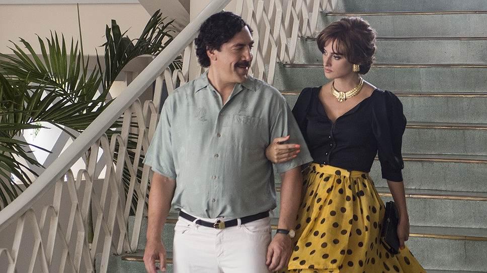 Романтизация Эскобара (Хавьер Бардем) и Вальехо (Пенелопа Крус) — едва ли не единственное, в чем невозможно упрекнуть фильм