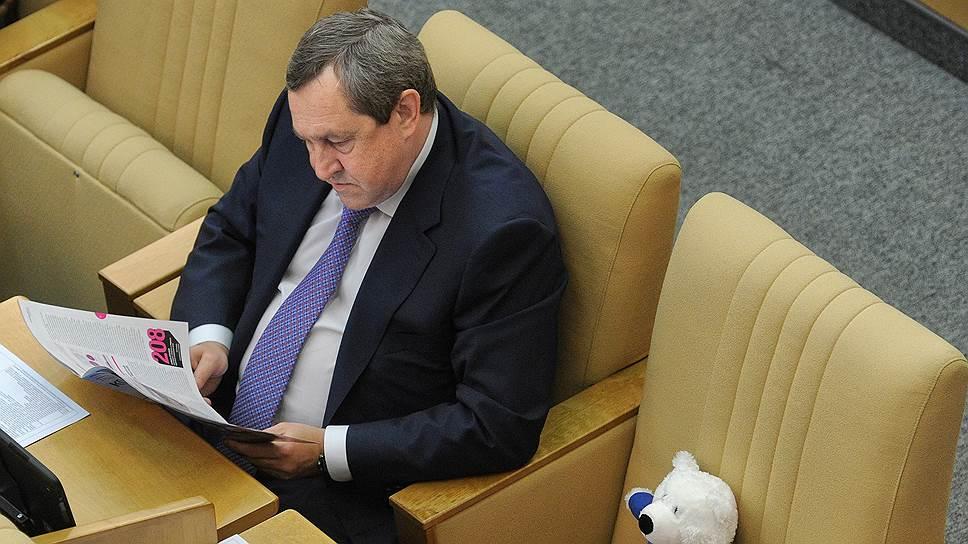 Как в Госдуму поступило представление Юрия Чайки на Вадима Белоусова