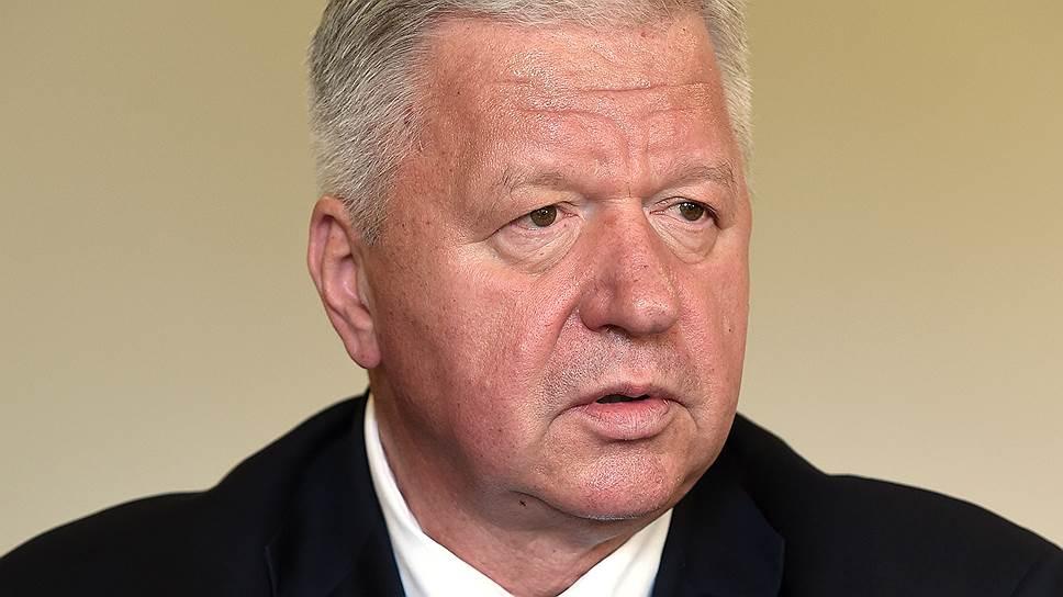 Председатель Федерации независимых профсоюзов Михаил Шмаков
