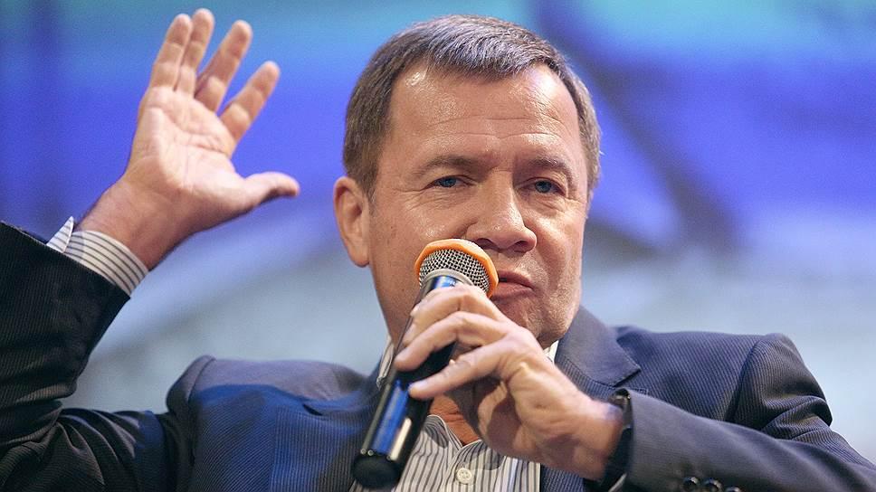 Валентин Юмашев обнаружился в давних советниках президента