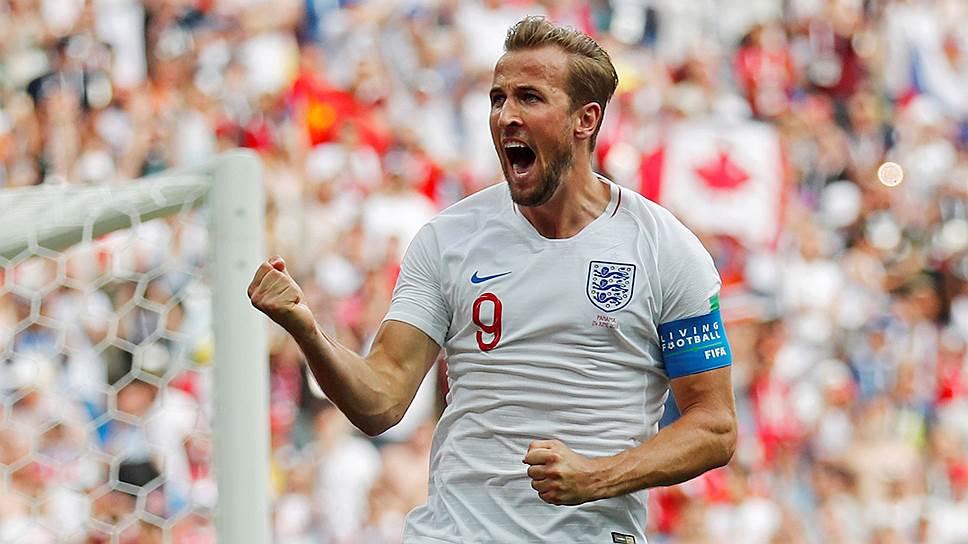 Форвард сборной Англии Гарри Кейн забил три мяча в ворота Панамы и с пятью голами возглавил список бомбардиров чемпионата мира