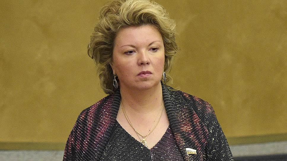 Председатель редколлегии газеты «Культура» Елена Ямпольская