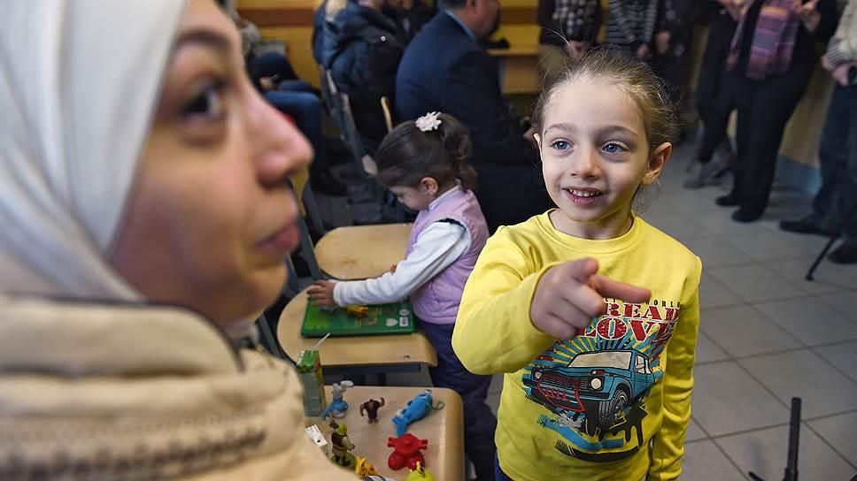 Какую позицию занимает Россия по проблеме сирийских беженцев