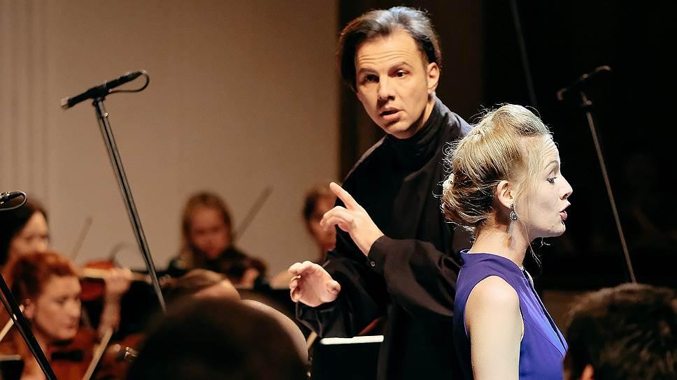 Изобразить в финале малеровской симфонии небесные радости Теодору Курентзису успешно помогла Анна Люсия Рихтер