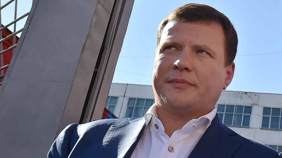 Индустриальный директор  госкорпорации «Ростех» Сергей Куликов