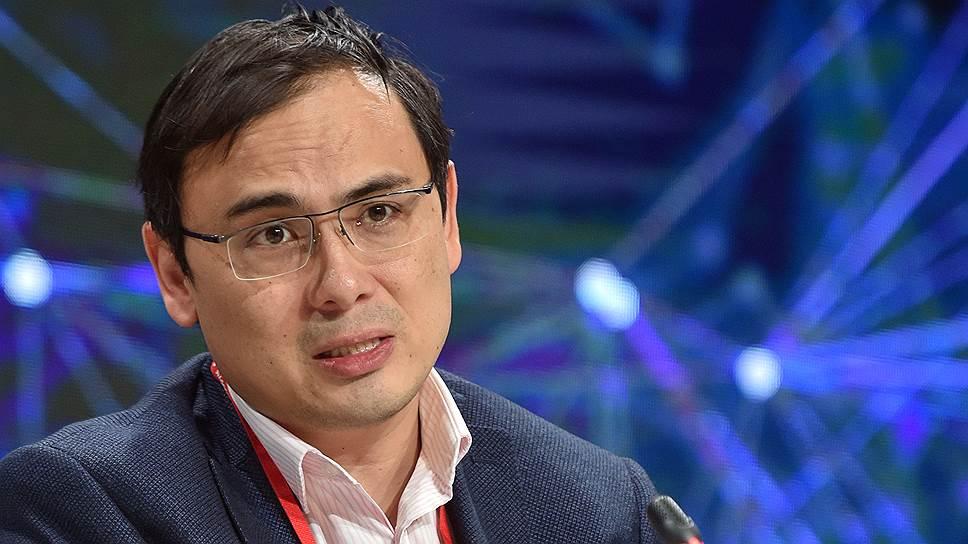 Генеральный директор группы Qiwi Сергей Солонин