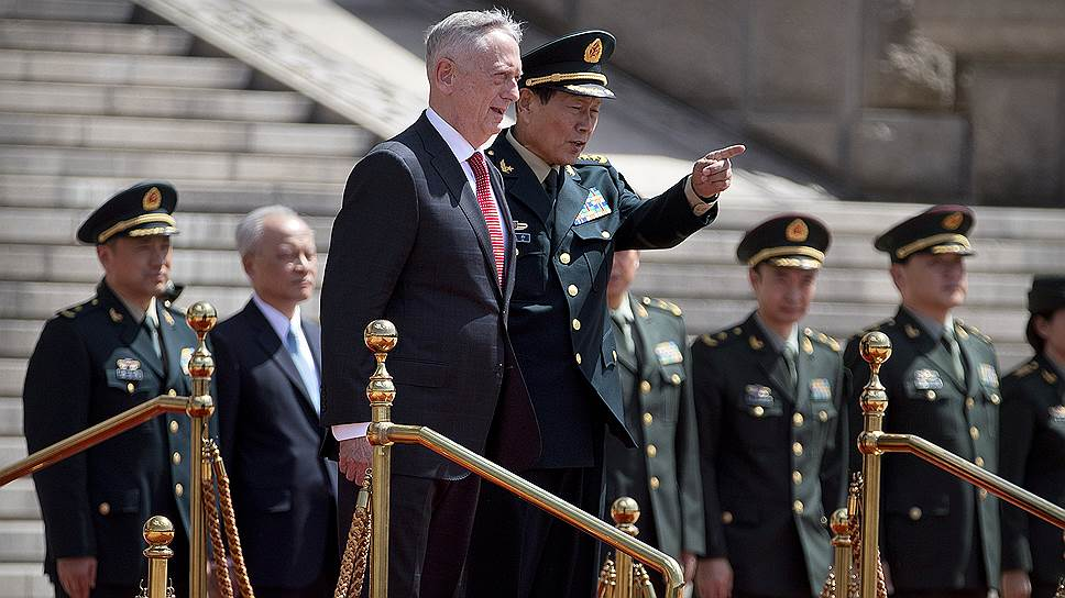 Как США и Китай обозначили границы конфликта