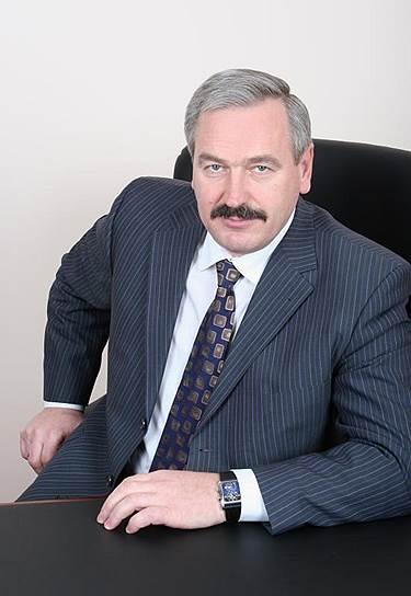 Глава Красноярского машиностроительного завода («Красмаш») Владимир Колмыков
