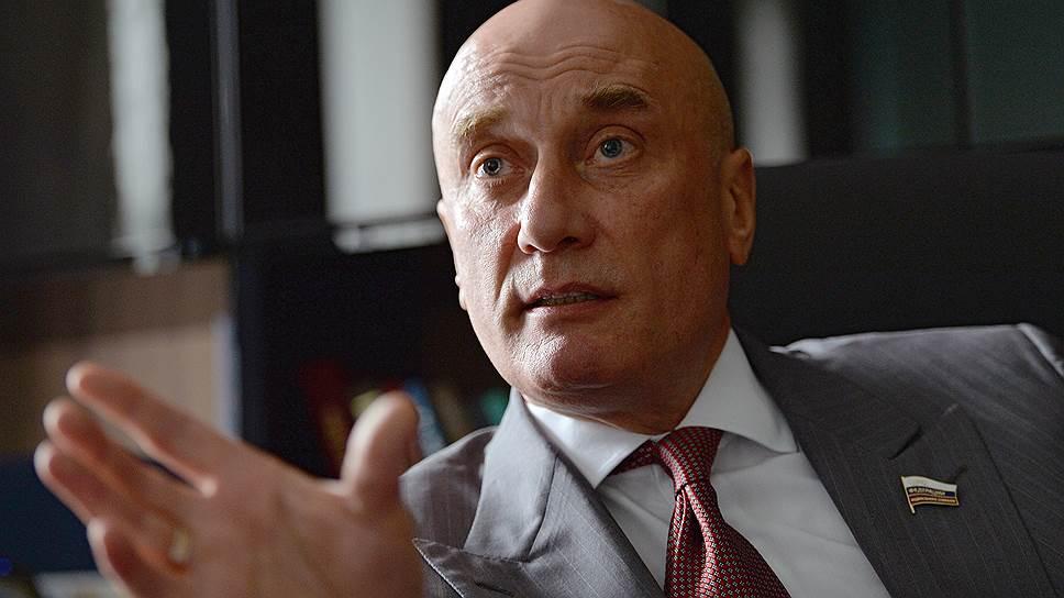 Сооснователь Petropavlovsk Павел Масловский
