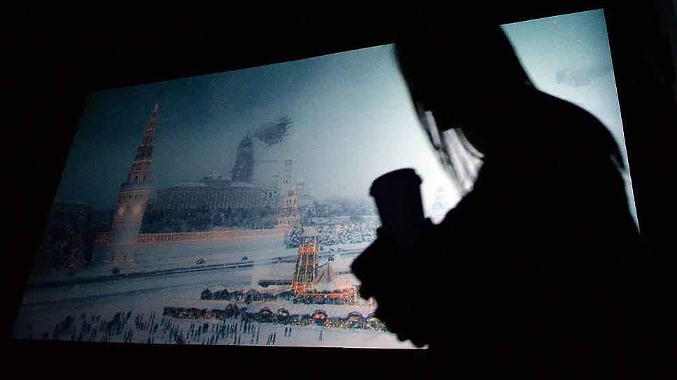 Российские фильмы не удержали кассу кинотеатров
