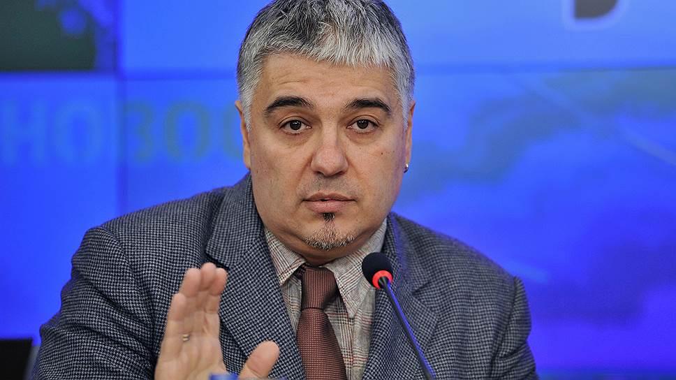Генеральный директор туристической компании DSBW TOURS Карен Гончаров