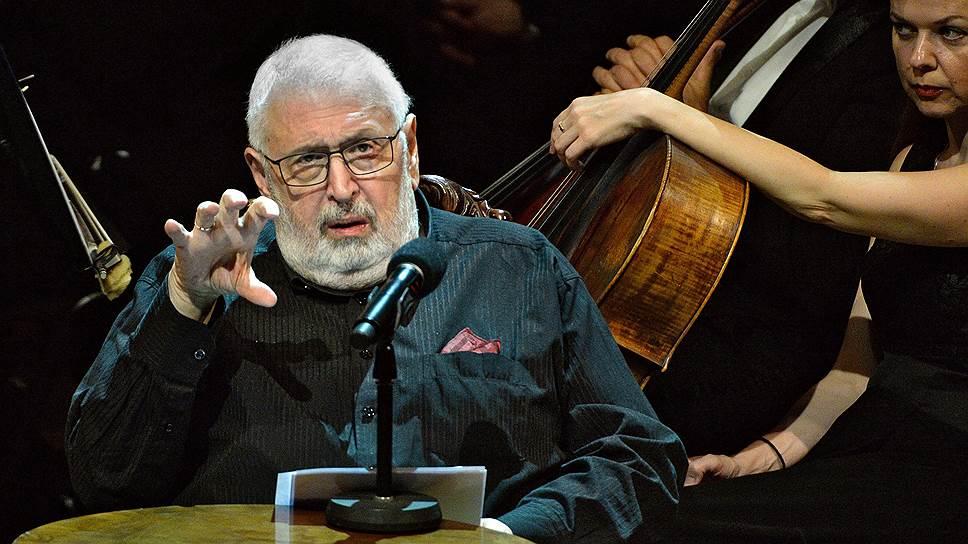 В своих «Историях с оркестром» Михаил Юровский выстроил точный баланс между дирижированием и словом