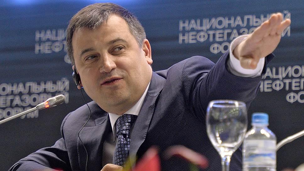Бывший заместитель главы Минэнерго Кирилл Молодцов